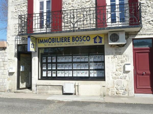 Immobilière Bosco, votre agence immobilière à Casteljaloux